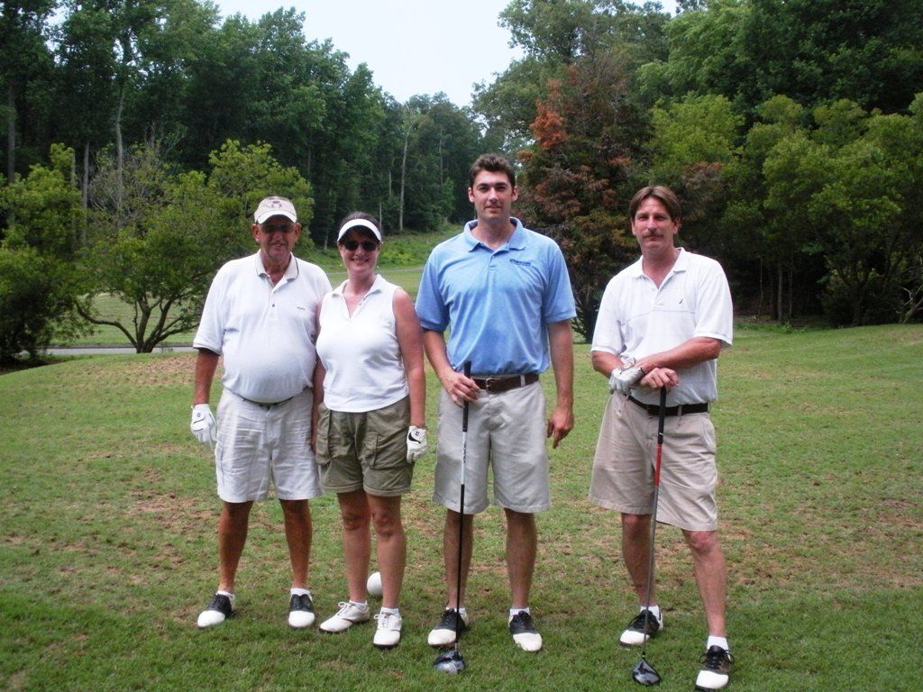Charity Golf Tournament Spring 2010