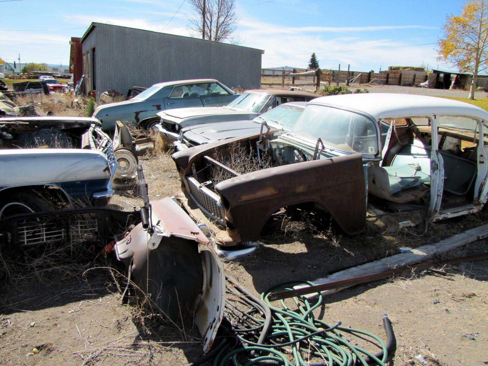 1956 Chevrolet Bel Air, 1975 Chevrolet Vega, 1968 Chevrolet Chevelle, 1972 Chevrolet Impala