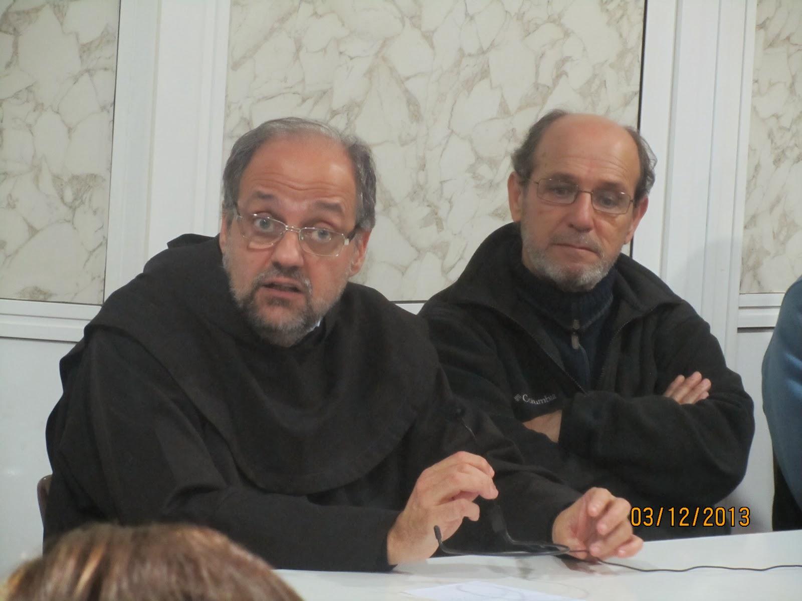 2013-12-03 Visita P. Saverio