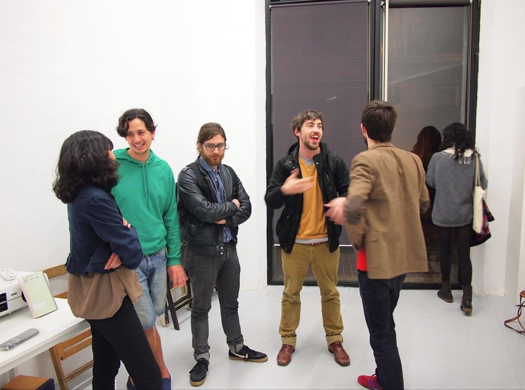 Jean Barberis: Artist talk.