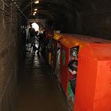 Prohlídka dolu Anna - jízda důlním vláčkem v Prokopské štole