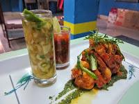 Food Production class by expert Chef from Hyatt, Kolkata..