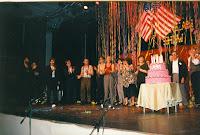 Bénévoles 13 Gâteau des 10 ans 1995 Cpssé