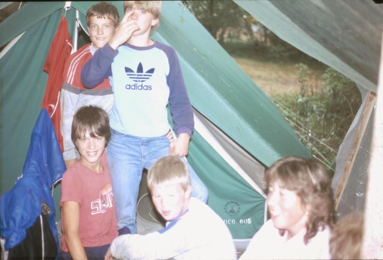 1986 Sommerlager JW - SolaJW86_010