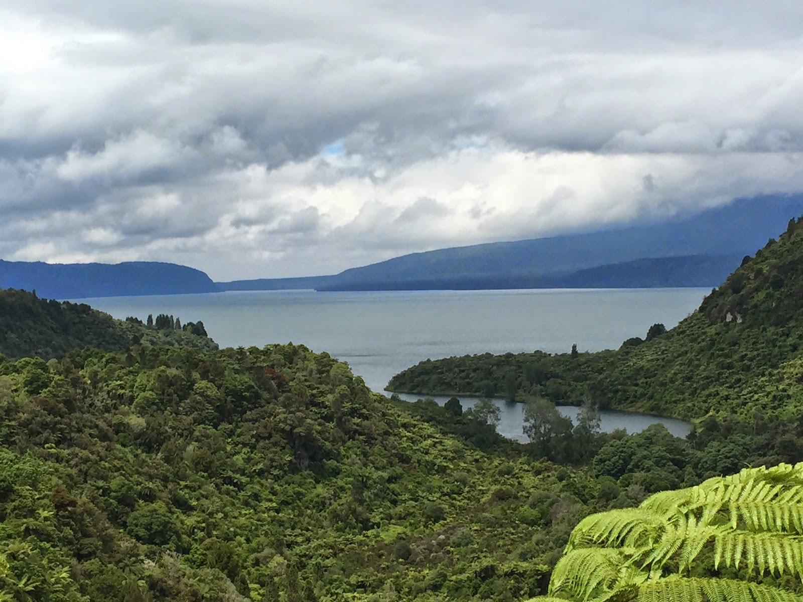 Lake Tarawera