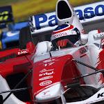 Cristiano da Matta, Toyota TF105