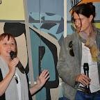 Adeline STERN et Maria NICOLLIER, la réalisatrice du court-métrage