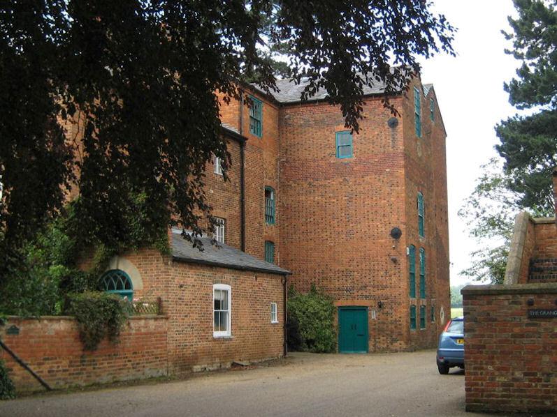 Wolverton Mill