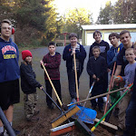 Service Project and eCamp