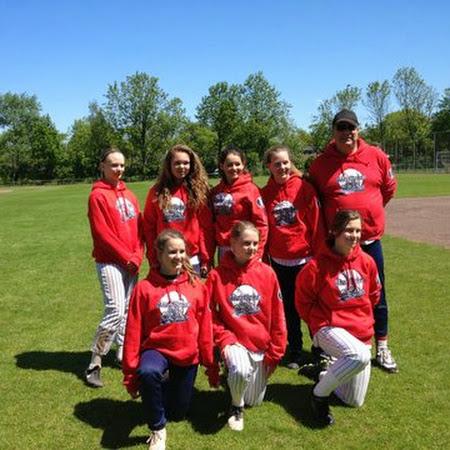 2013 Softball Adspiranten