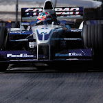 Juan Pablo Montoya, Williams FW24 BMW