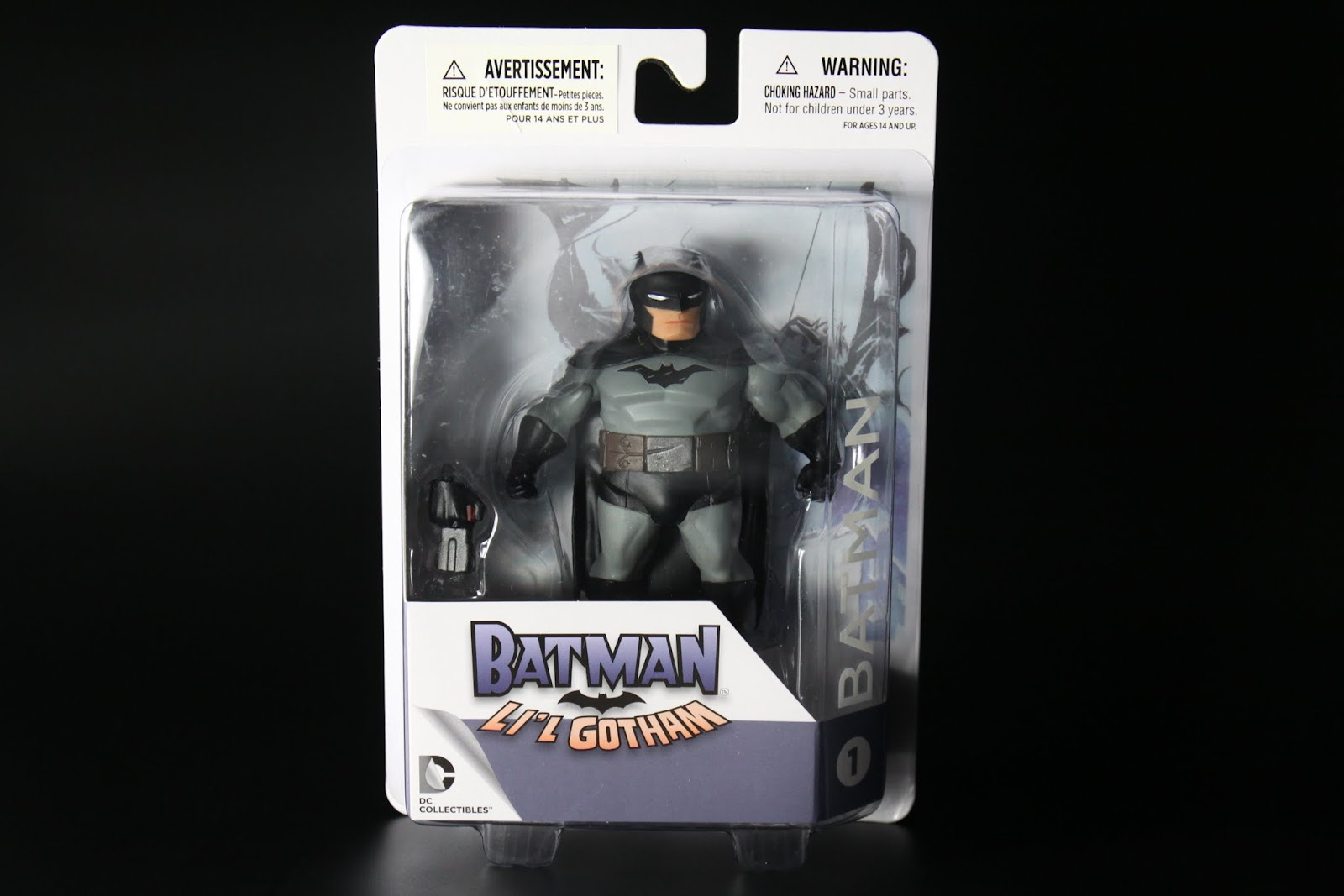 第一彈:BATMAN