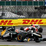 Jarno Trulli, Team Lotus T128