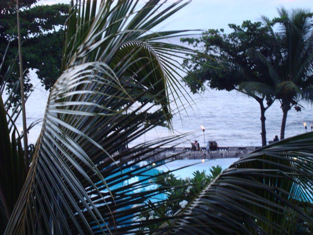 "The ""sea view"" :("