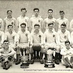 Crescent College Senior Cup Team 1950-51