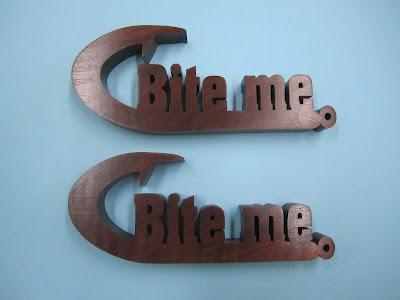 BiteMe by Steven Mercer