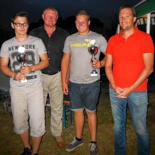 Vereinsmeisterschaften 2015 Junioren