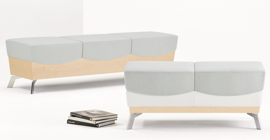 Arcadia ACHELLA BENCH   http://www.arcadiacontract.com/products/details.php?id=7211