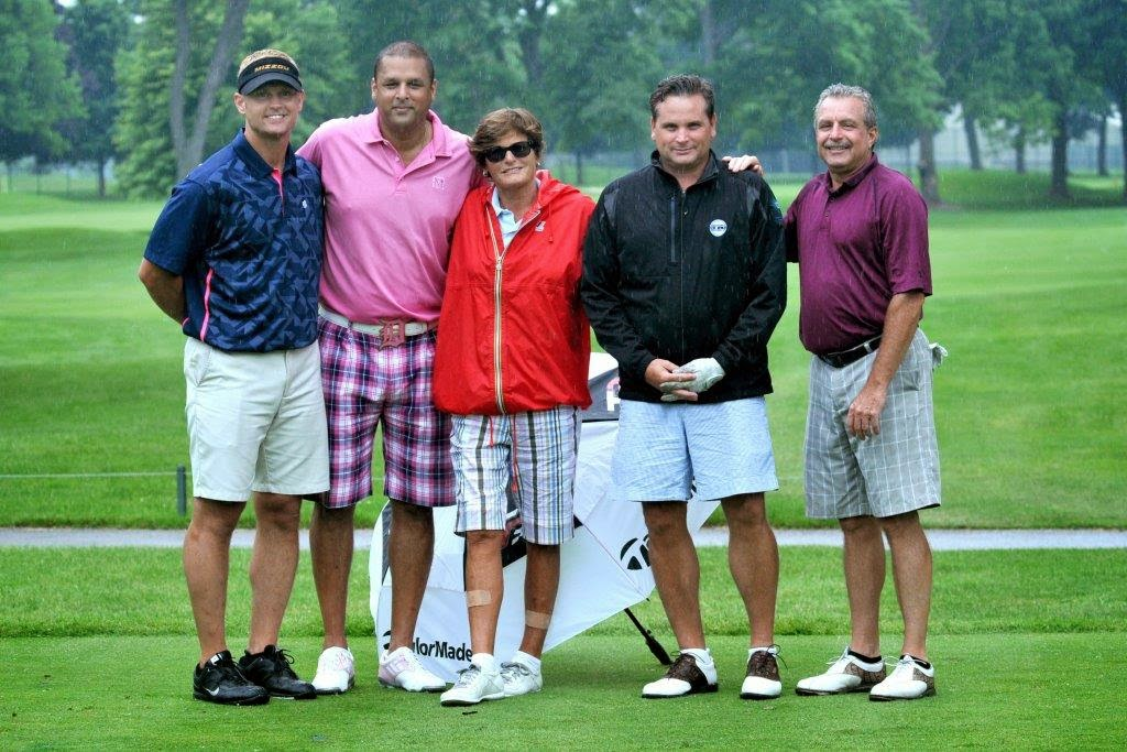 Annual St. Vincent dePaul Golf Outing At Pine Lake Country Club, June 23, 2014