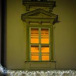 A Prímási palota ablaka