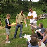Předávání ocenění a diplomů (1)