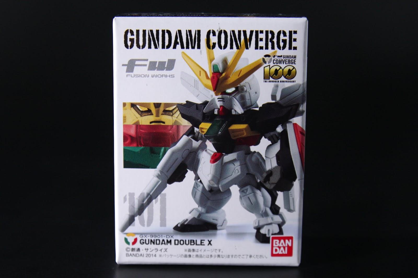 GX-9901-DX,GUNDAM DOUBLE X