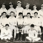 Crescent College Junior Cup Team 1955-56