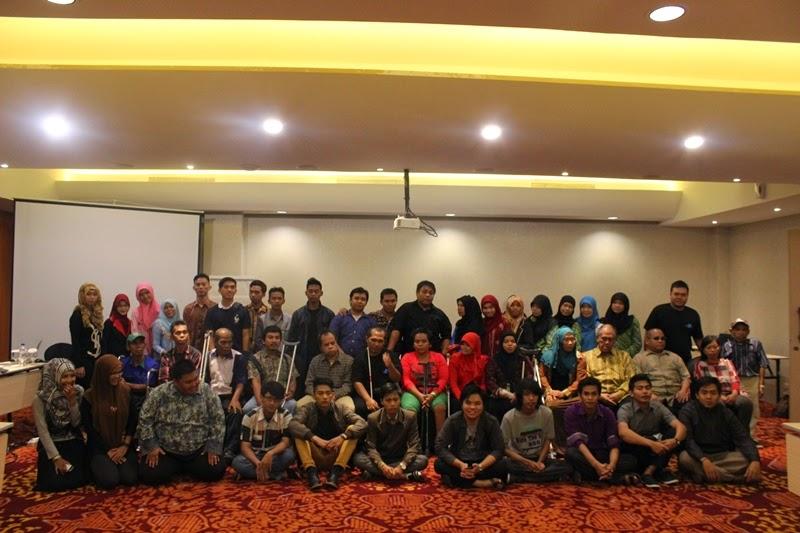 Observer Workshop South Kalimantan 27-28 June 2014