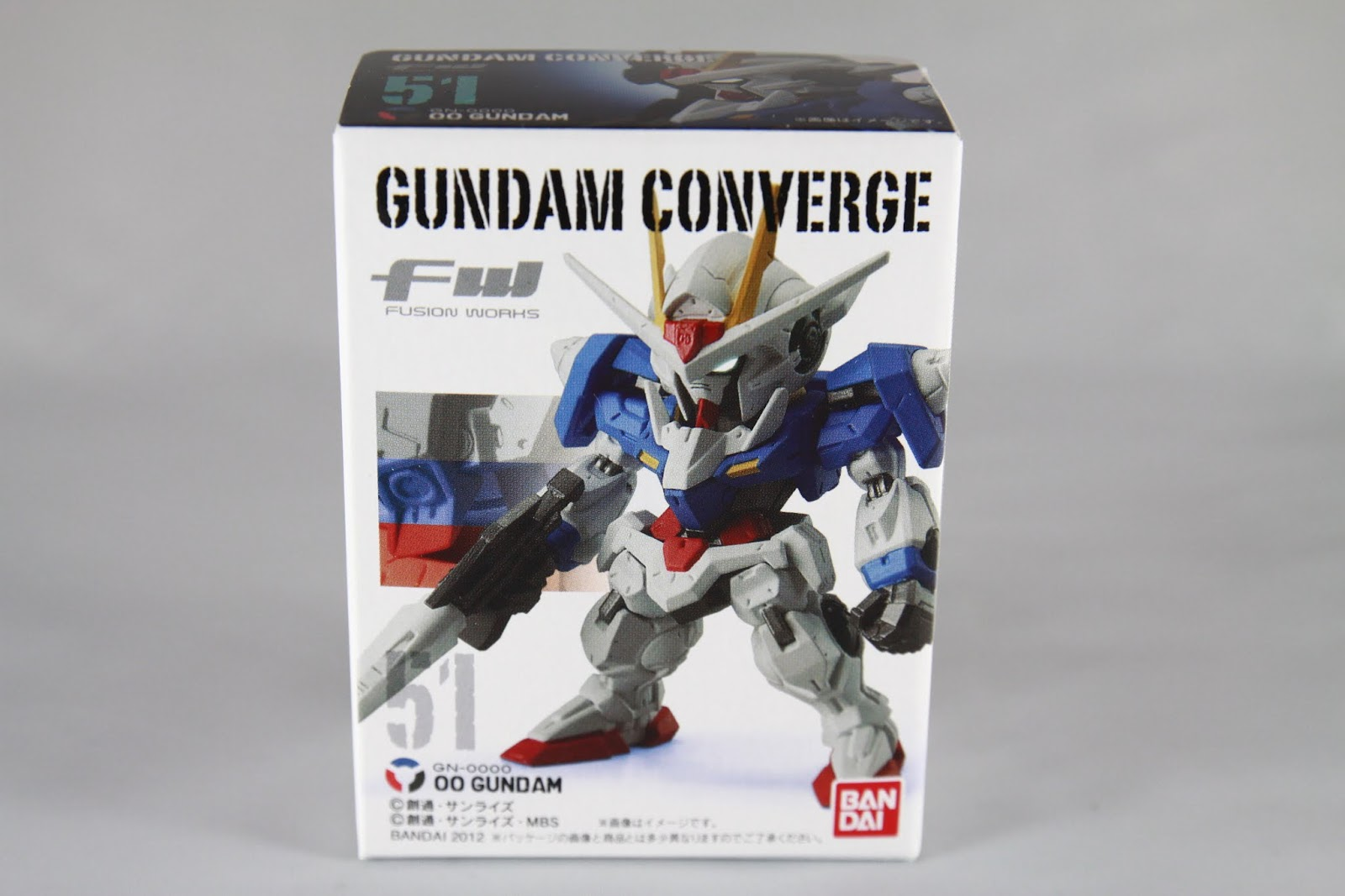No 51 OO Gundam
