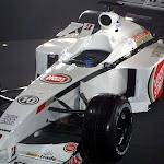 F1 car launch BAR 003 Honda