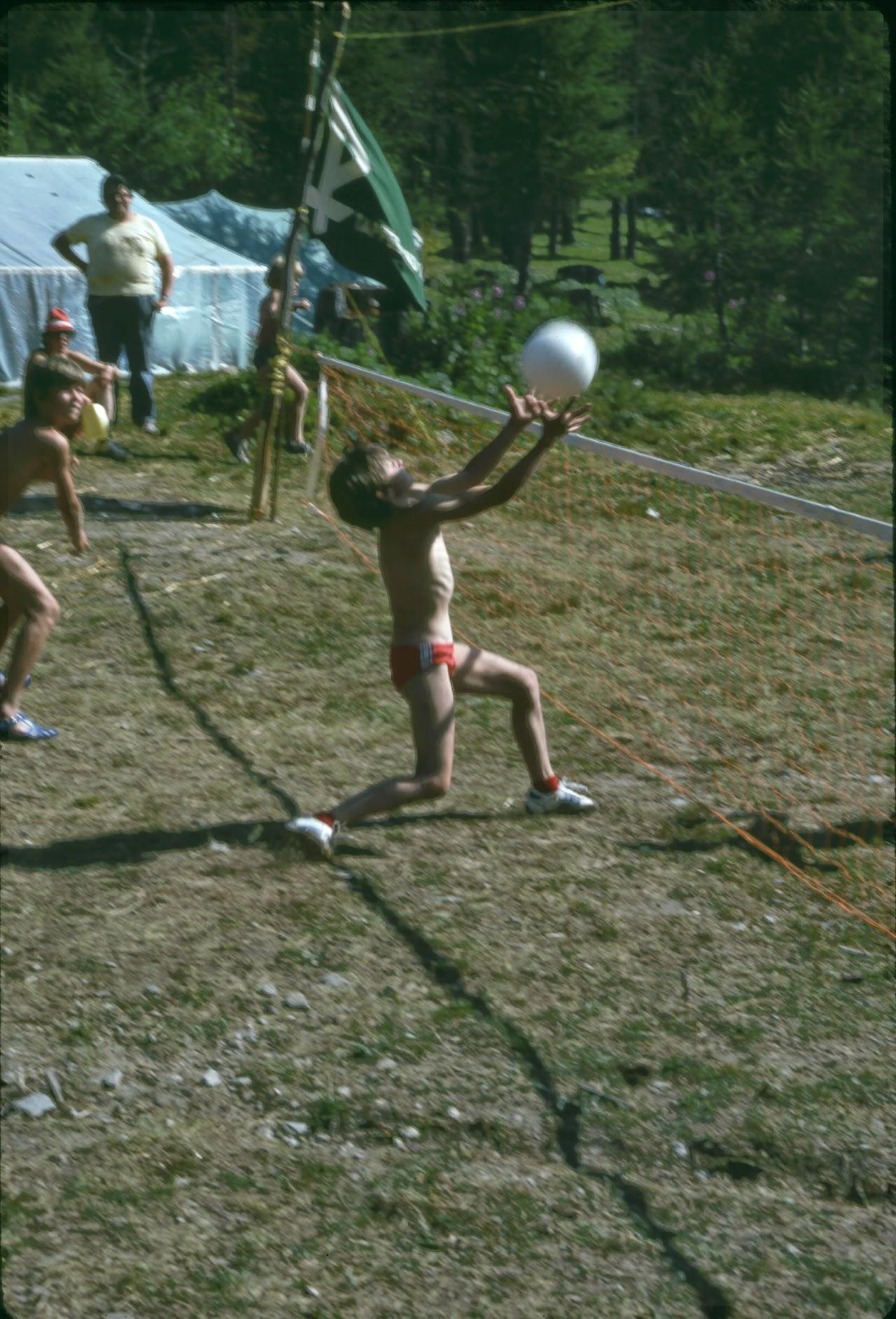 1981 Sommerlager JW - SolaJW81_190