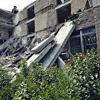 Primary school has collapsed last winter