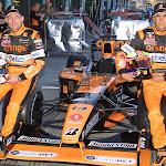 F1 car launch Arrows A22 Asiatech