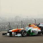 Adrian Sutil (GER) Sahara Force India VJM06