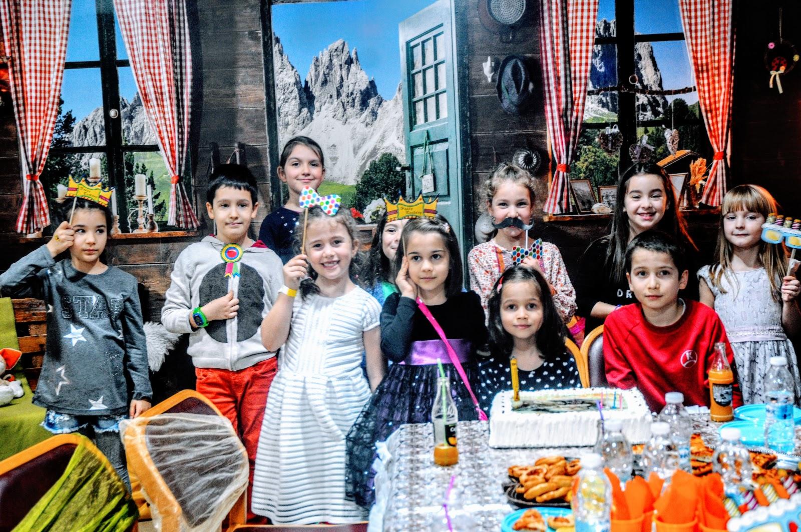 Щастлив детски рожден ден /Happy birthday kids party/