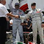Kimi Raikkonen leaves McLaren and Ron Dennis to go to Ferrari.