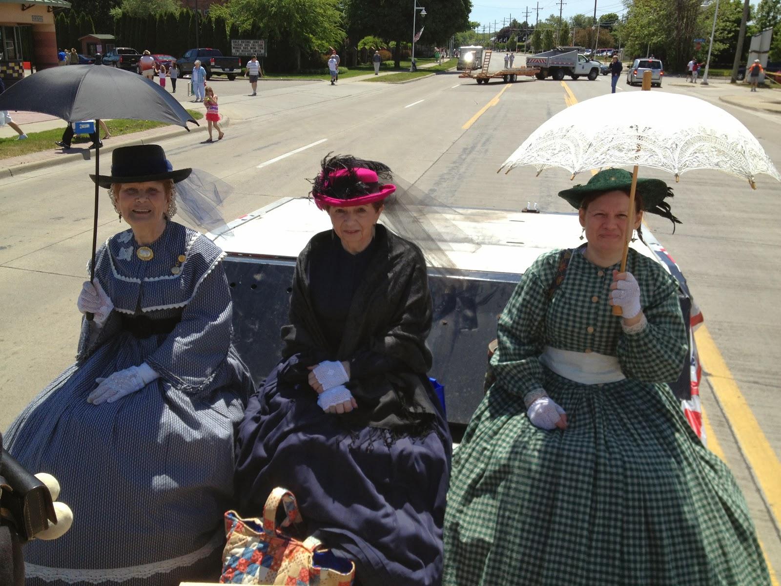 5th MI St Clair Shores MI Parade