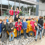 5B op bezoek bij Nieulandt Recycling (06/15)