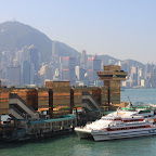 Starting the morning trip to Macau!