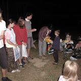 Záverečný táborák (5): Předávání diplomů a ocenění