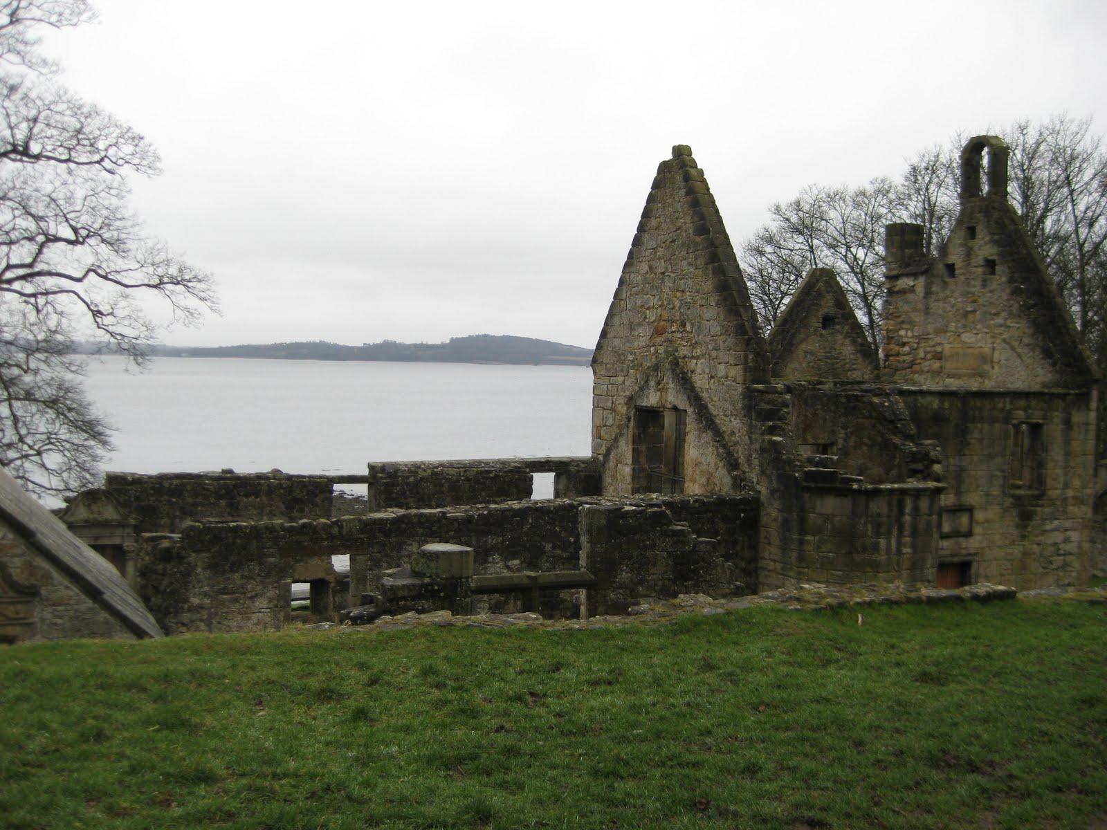 Near Burntisland