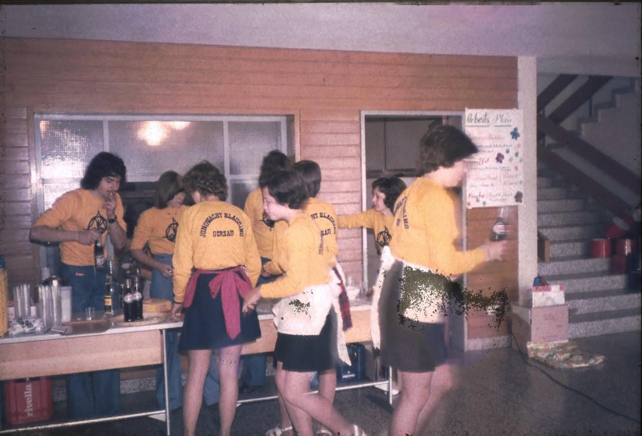 1975 Kluftfest und Elternabend - Elternabend75_049