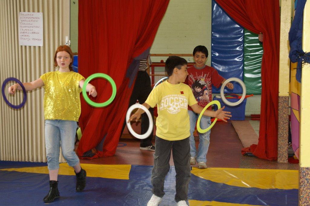 Circus en Receptie 60 Jarig Jubileum - jub201