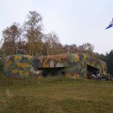 A dostoupali jsme až k pěchotnímu srubu N-82 Březinka
