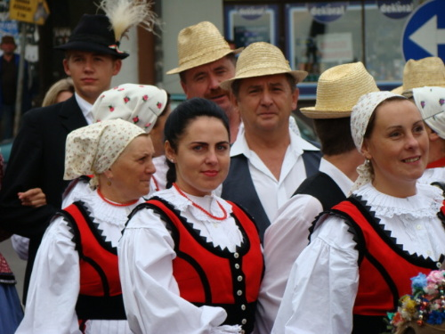 Jaworozno arató ünnepség 2008