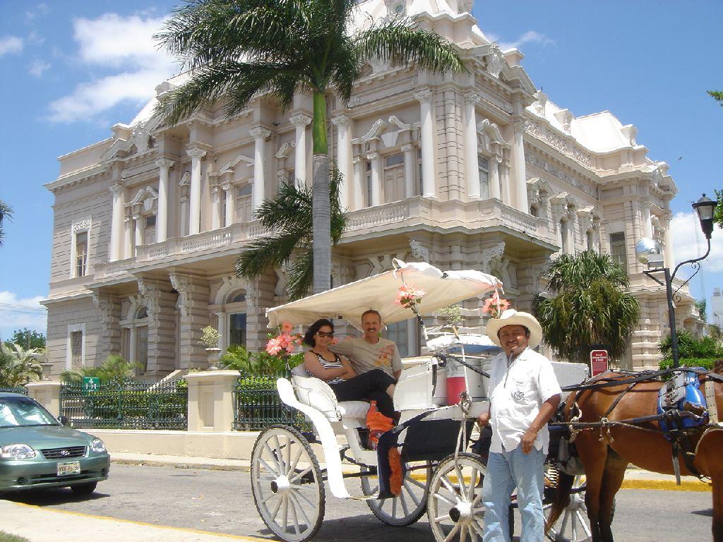 Anthropologisches Museum in Mérida