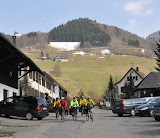 In the Black Forest on the Alsace Easter tour