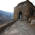 The chapel, built after the 13th century earthquake