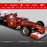 Ferrari F2012 right front