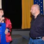 Adeline STERN (Exploitante du cinéma Royal) et Pascal MAEDER (Président de la coopérative Mon Ciné)